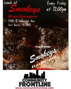 *** Lunch *** @ Smokey's BBQ