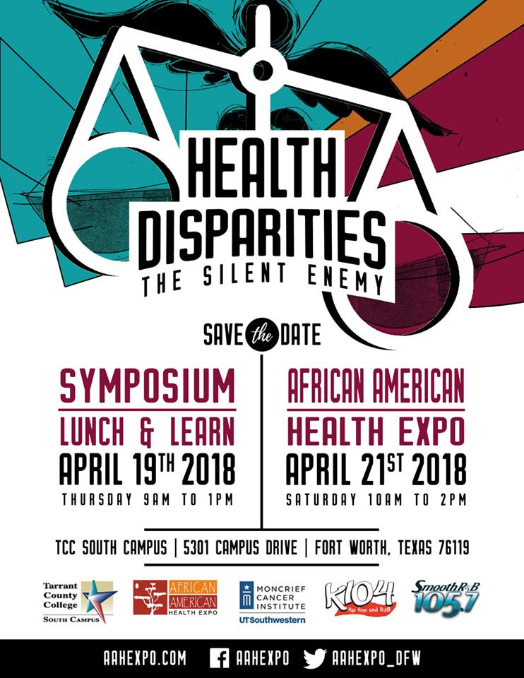 Health Disparities – African America Health Expo