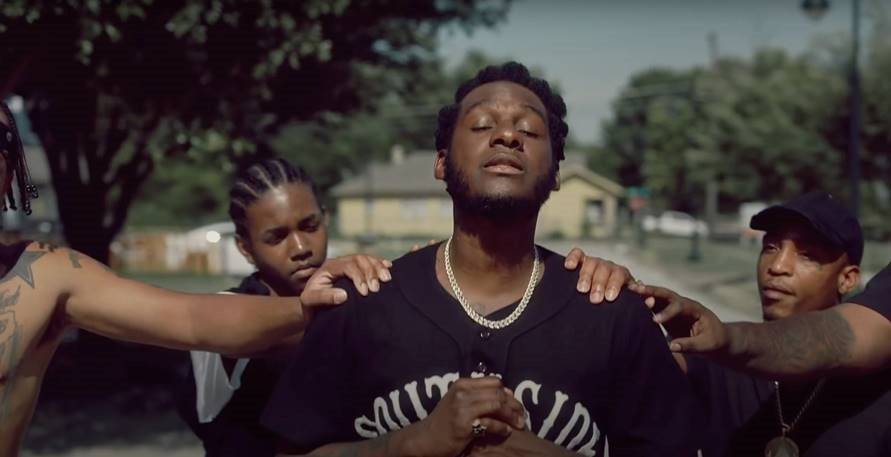 Fort Worth Native Leon Bridges' Music Video Celebrates Blackness