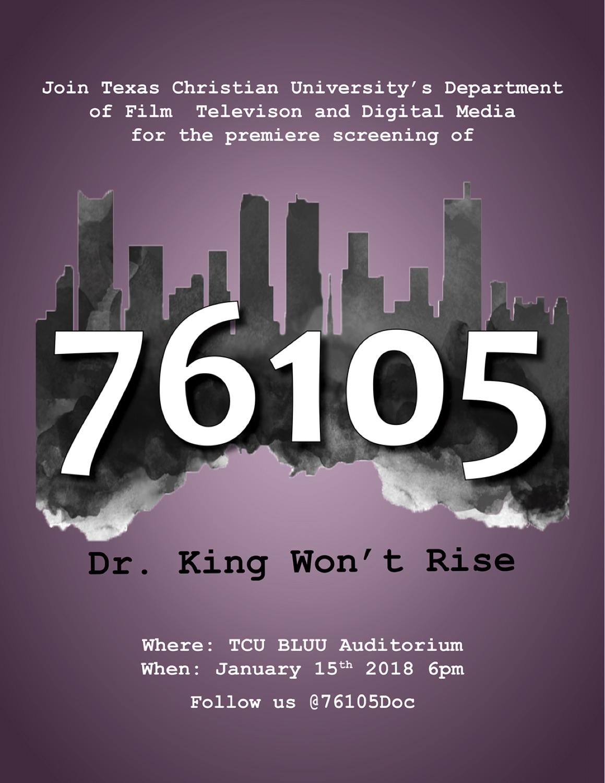 76105 Documentary Premiere